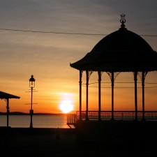 41005 Revere Gazebo Sunrise